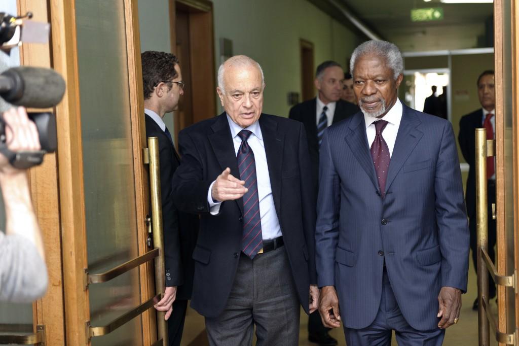 special envoy to Syria
