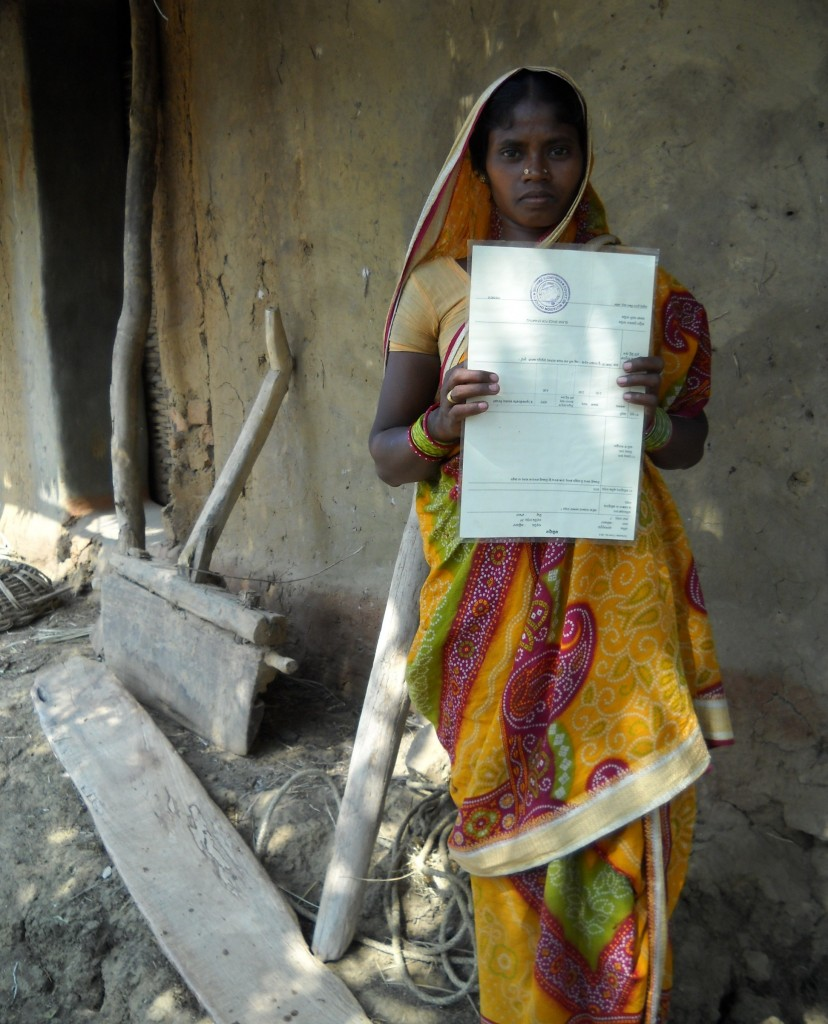 land rights for Indian women