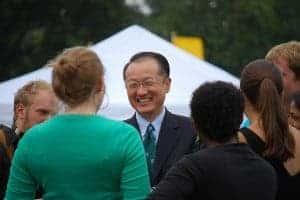 World Bank nominee