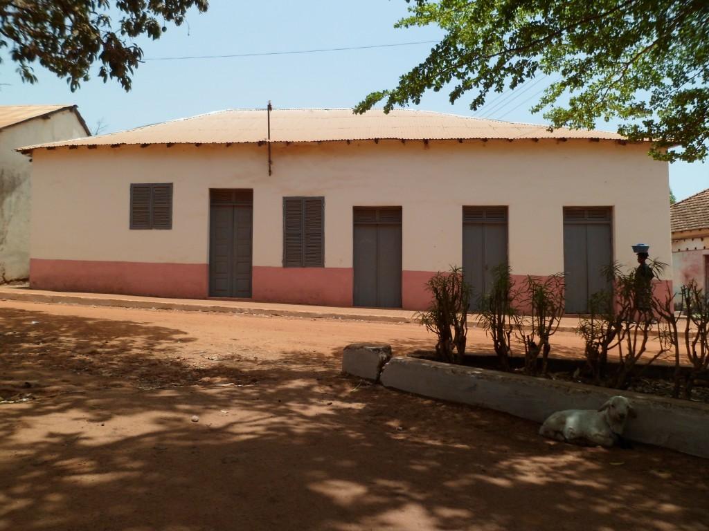 Amilcar Cabral House in Bafata, Guinea-Bissau