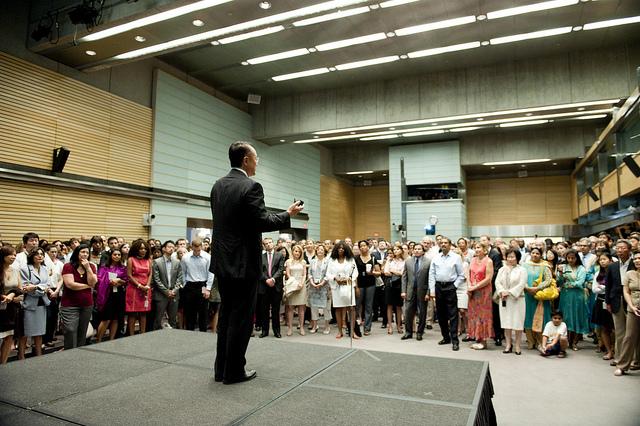 Jim Yong Kim, new World Bank president.