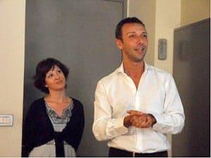 Ad executive Maurizio Bramezza of the Turin agency In Evidence.
