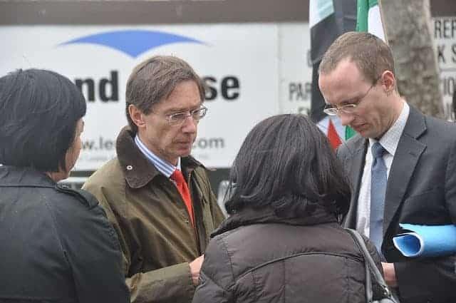 Peter Wittig, German ambassador to the UN
