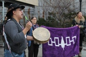 Idle No More at the UN