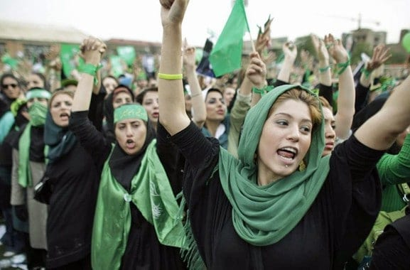 Iran 2009 Election Protests
