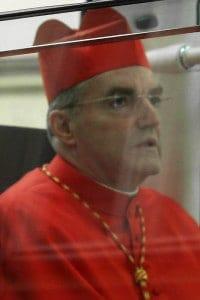 Josip Bozanic Benedictus of Zagreb