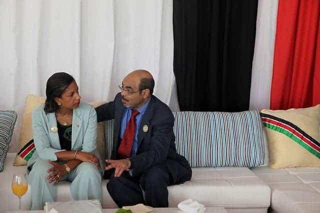 Susan E. Rice, US ambassador to the UN