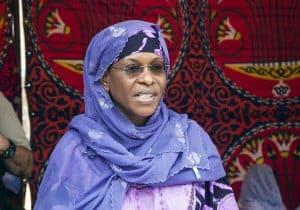 Aichatou Mindaoudou Souleymane