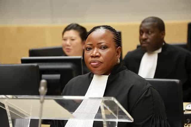 Fatou Bensouda, ICC prosecutor