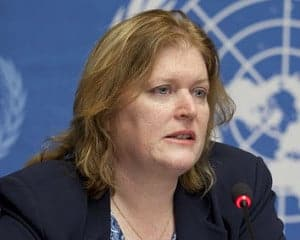 Anne C. Richard, US assistant secretary of state