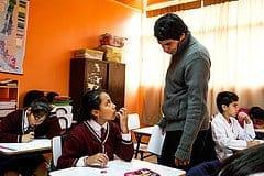 School in Antofagasta, Chile