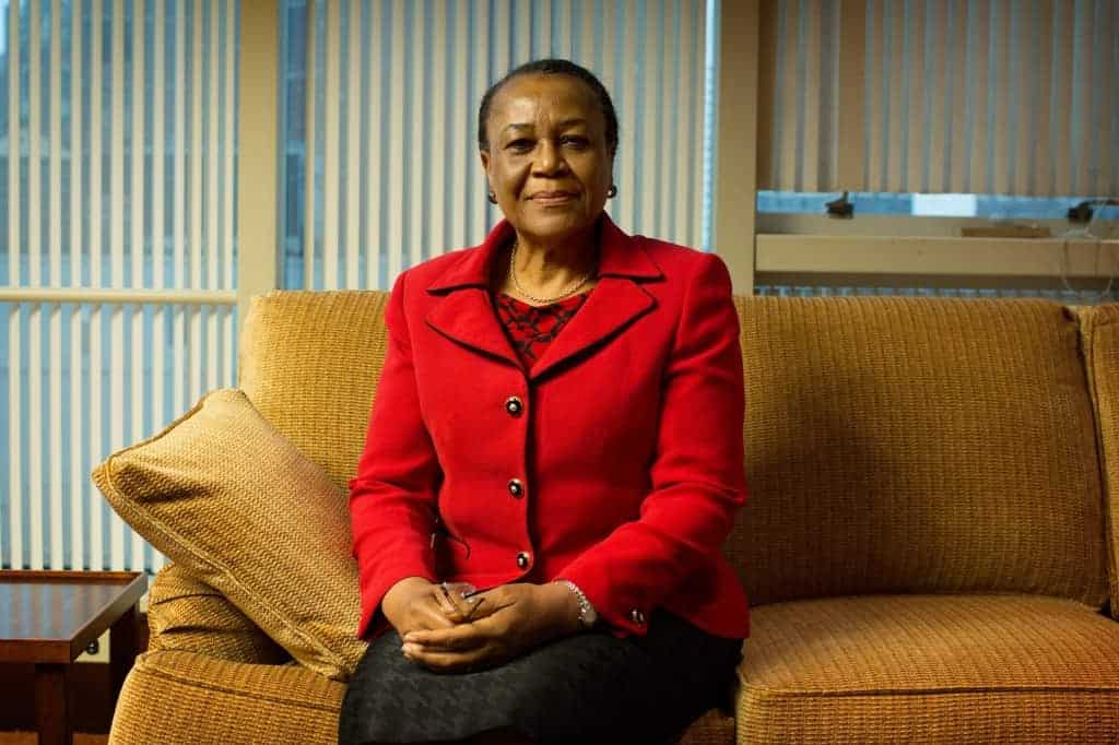 Joy Ogwu, Nigeria's ambassador to the UN