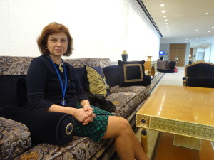 Raimonda Murmokaite, Lithuanian ambassador to the UN