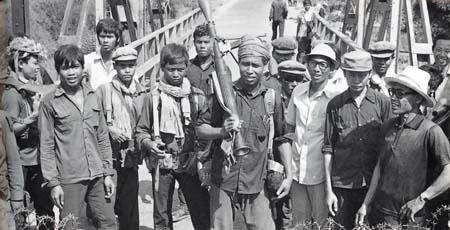 Khmer Rouge cadre