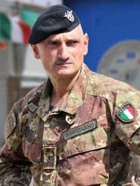 General Portolano of Italy.