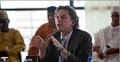 Bert Koenders of Minusma. MARCO DOMINO/UN