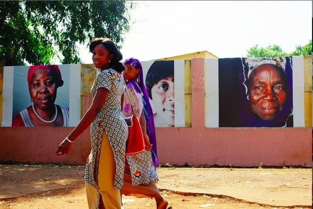 Campaign in Mali
