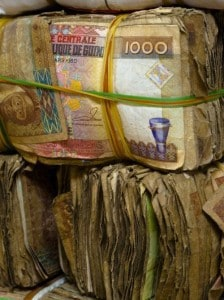 Guinea money