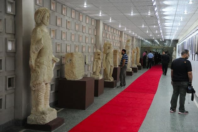 National Museum of Iraq in Baghdad