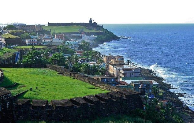 Castillo San Felipe del Morro. Zug/Flickr