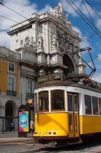 Lisbon rail