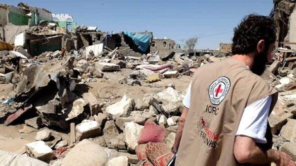 ICRC in Yemen