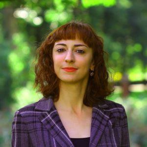 Isabella Flisi, the author.